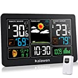 Best Home Weather Stations - Kalawen Weather Station with Outdoor Indoor Sensor, MSF Review
