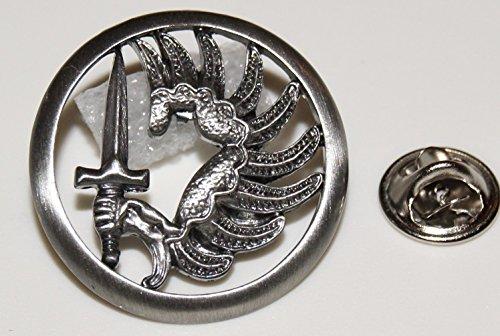 Fremdenlegion Kampfabzeichen Schwert Militär l Anstecker l Abzeichen l Pin 95