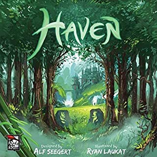 Red Raven Games 019RVM Haven