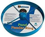 SuperFish Teichfutterring Pond Feeding Ring schwimmend Futterstation Fische Gartenteich ∅ 23 cm