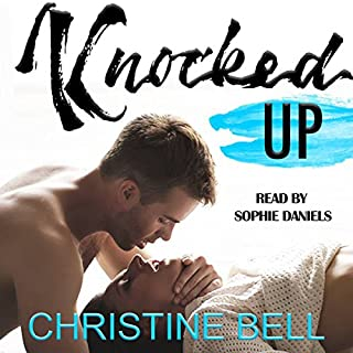 Knocked Up audiobook cover art