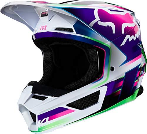 FOX V1 Gama Motocross Helm Bunt XXL