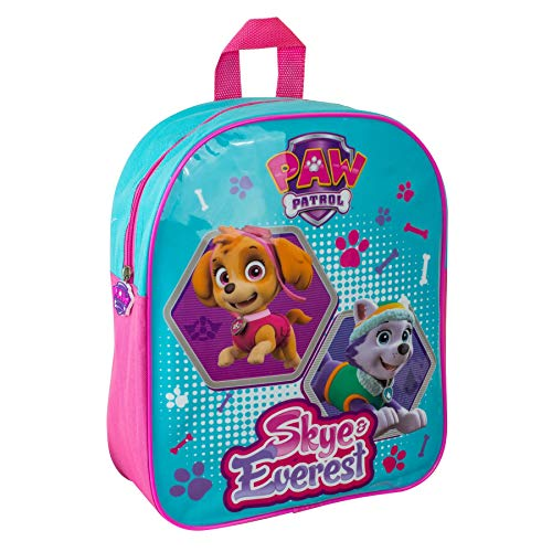 Girl's PAW Patrol School Travel Backpack Bag