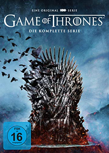 Game of Thrones - Die komplette Serie (38 Discs) [Alemania] [DVD]