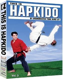 This is Hapkido Vol. 3: Adv. Grappling, Self-defense & Healing Tech.