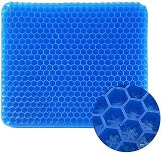 AXXITUDE® Gel Orthopedic Seat Cushion Seat Flex Pillow, Gel Orthopedic Seat Cushion Pad for Car, Office Chair, Wheelchair,...
