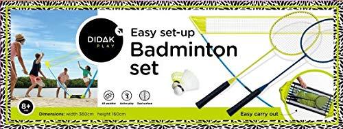 Didak Play Badminton-Spiel, 13165605