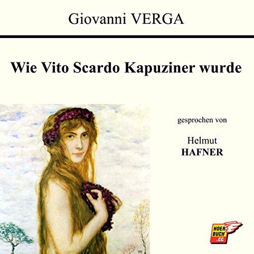 Wie Vito Scardo Kapuziner wurde cover art