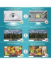 Findema LED TV backlights Strip, 8 stycken 4 lamppärlor ljuslist för LG Innotek DRT 3.0 TV Nice