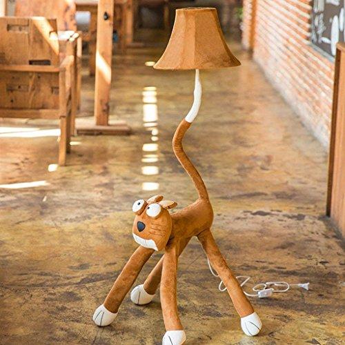 DSJ staande lamp creatieve staande lamp Cartoon Fixture grote ogen kat staande lamp woonkamer slaapkamer vloerlamp kinderen 's kamer bedlampje