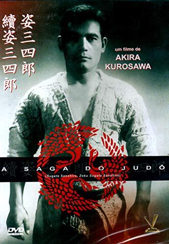 A Saga do Judo I e II - ( Sugata Sanshiro, Zoku Sugata Sanshiro ) Akira Kurosawa