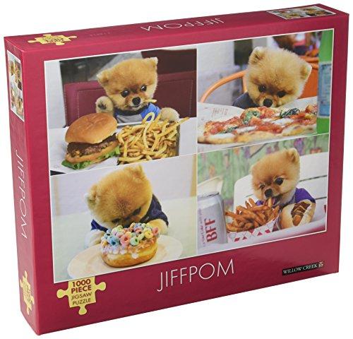 Jiffpom: 1000-piece Puzzle