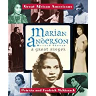 Marian Anderson: A Great Singer (Great African Americans Series)