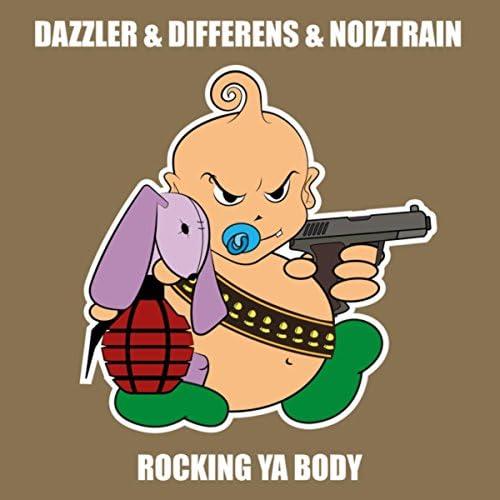 Dazzler, Differens & NoizTrAiN