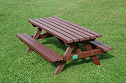 Junior Plastic Picnic Table