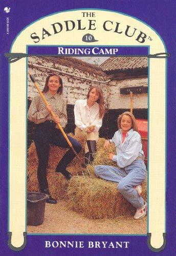 Saddle Club Book 10: Riding Camp (Saddle Club series) (English Edition)
