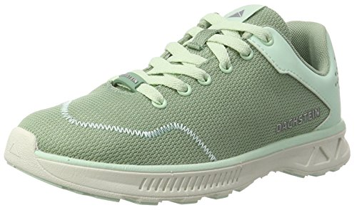 Dachstein Damen Skylite Wmn Walkingschuhe, Mint/Granite Green, 40 EU