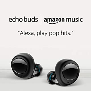 Echo Buds and 6 months Amazon Music Unlimited FREE w/ auto-renewal