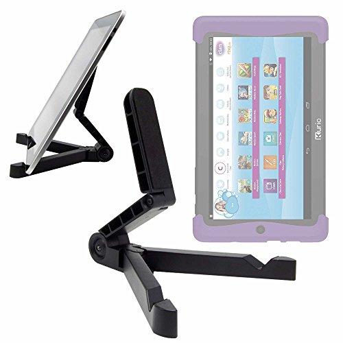 DURAGADGET Soporte Plegable con Función Atril para Cefatronic - Tablet Clan Motion Pro