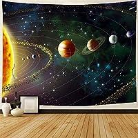 夢幻の森タペストリー 北欧風壁布大判布ポスター 壁掛け インテリア装飾アート ウォールデコ 壁惑星宇宙銀河宇宙