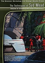 Techniques of Syd Mead 3: Creating The Color Preliminary