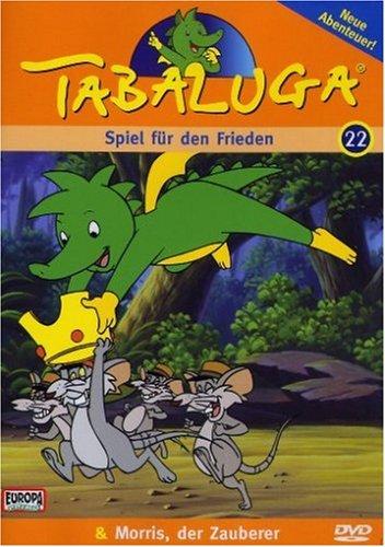 Tabaluga 22 - Spiel für den Frieden/Morris, der Zauberer [Alemania] [DVD]