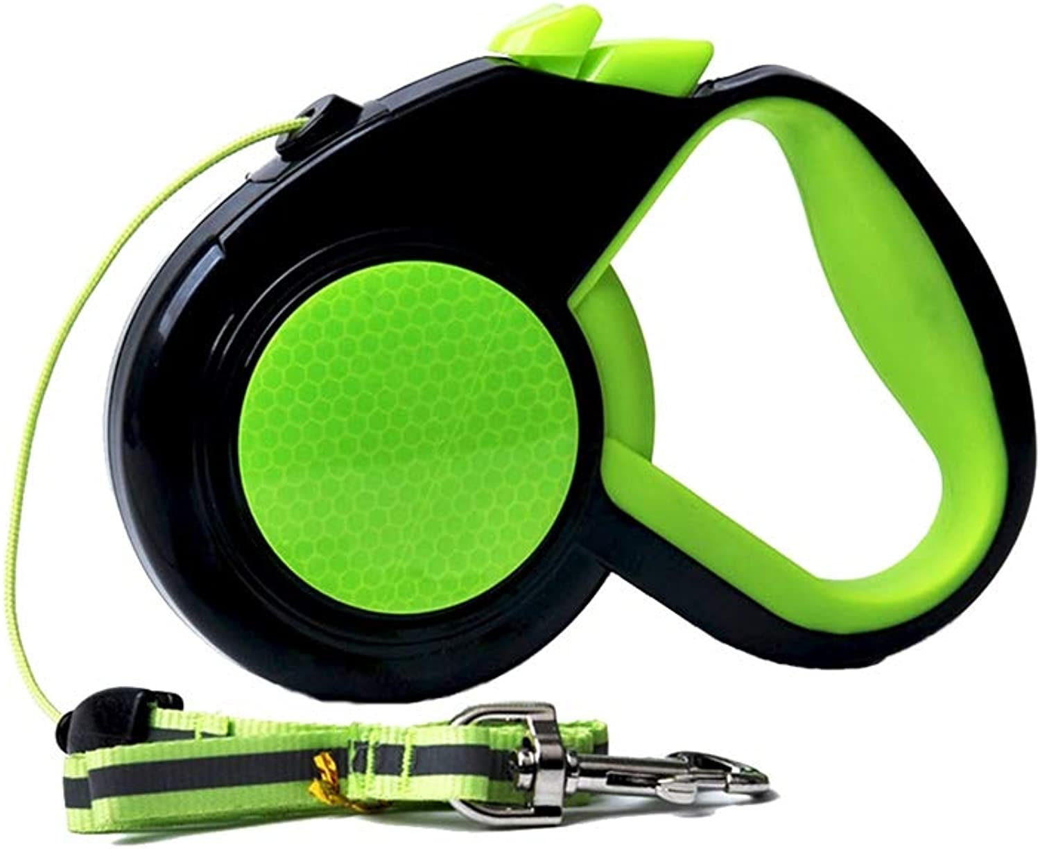 Nethaniah NonSlip Grip Retractable Dog Leash, Adjustable Cord for Walking, 1PCS