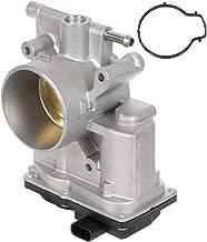 Fuel Injection Throttle Body Electric Throttle Body- 125001578 ROADFAR Upgraded Quality Fit for 2006-2013 Mazda 3, 2009-2010 2012-2013 Mazda 3 Sport, 2008-2010 Mazda 5, 2006-2008 Mazda 6