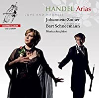 Handel: Arias - Love and Madness