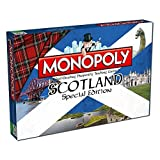 Winning Moves Scotland Monopoly Board Game by Winning Moves