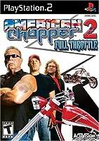 American Chopper Full Throttle / Game