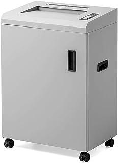 イーサプライ シュレッダー 電動 業務用 クロスカット A3 A4 60分連続細断 ホッチキス カード メディア細断 EZ4-PSD051