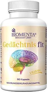 BIOMENTA memory fit - vegano - con 300 mg