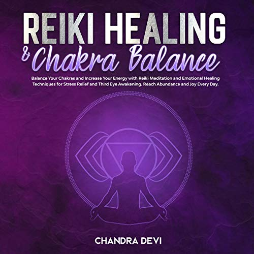 Reiki Healing & Chakra Balance cover art