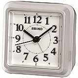 Seiko Clocks Despertador Quartz Alarm Clocks of Plastic QHE090S
