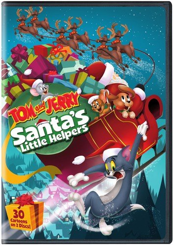 Tom and Jerry: Santas Little Helpers (DVD)