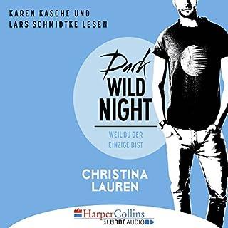 Dark Wild Night - Weil du der Einzige bist Titelbild