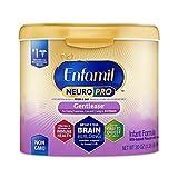 Enfamil NeuroPro Gentlease Baby Formula Gentle Milk Powder Reusable Tub, 20 oz.- MFGM, Omega 3 DHA,...