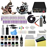 Wormhole Tattoo Complete Tattoo Kit for Beginners Tattoo Power Supply...