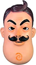 YJEOZ Hello Neighbor Mask Halloween Costume Role-Play Funny Show Props mask