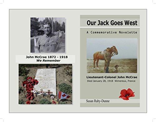 Our Jack Goes West: A Commemorative Novelette (English Edition)