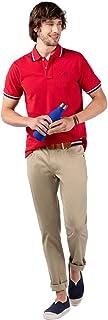 El Ganso Polo Piqué Tip Rojo para Hombre