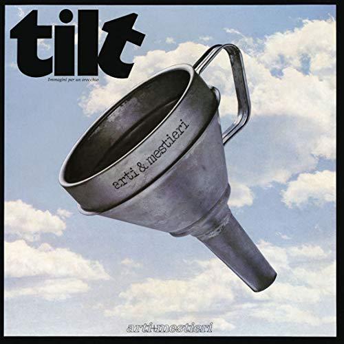 ティルト(完全生産限定盤)(紙ジャケット仕様)(特典なし) - アルティ・エ・メスティエリ