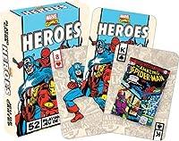 マーベル HEROES トランプ カードゲーム 輸入品 9×6cm