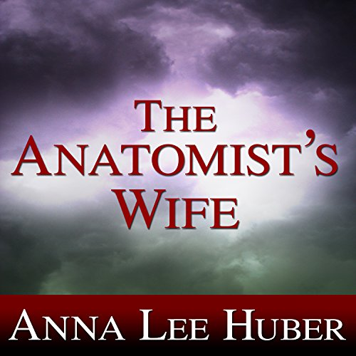 The Anatomist's Wife audiobook cover art