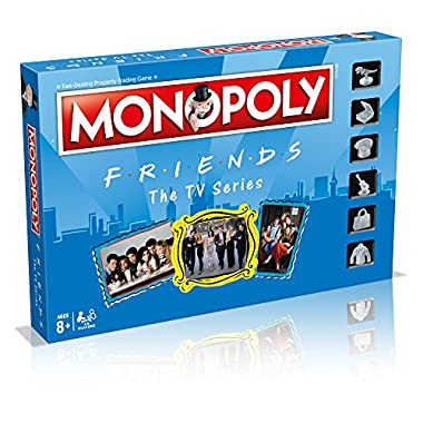 Winning Moves Friends Monopoly Board Game