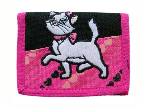 Disney Marie The Cat - Cartera plegable para niños, diseño de gato