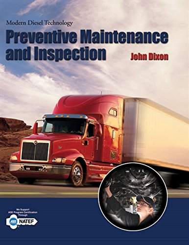 Modern Diesel Technology: Preventive Maintenance and...