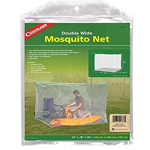 COGHLANS 9640 32x78 Mosquito Bed Net