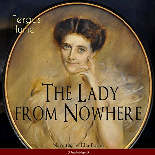 The Lady from Nowhere audiobook cover art